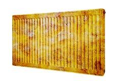Rusty radiator Royalty Free Stock Photo
