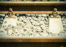 Free Rusty Railroad At Daytime Royalty Free Stock Photography - 31314887