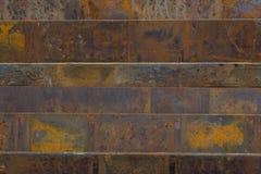 Rusty Rails Stock Photo