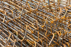 Rusty rebar Royalty Free Stock Photo