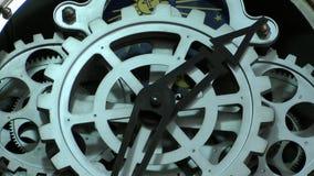 Rusty Retro Mechanic Clock Gears metrajes