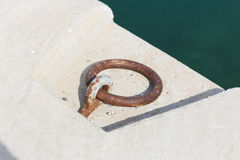 Rusty Ring Stock Photography
