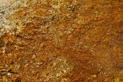 Rusty Rock Texture 4923. A gritty texture of rust-covered rock Royalty Free Stock Images