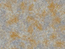 Rusty rough metal 3D texture Stock Images