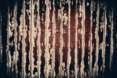 Rusty scratch wooden texture in horrifying grunge concept backgr Stock Photos