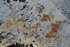 Rusty Scratched Grunge Background Royalty Free Stock Image
