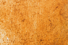 Rusty shabby painted metal texture abstract background Royalty Free Stock Photography