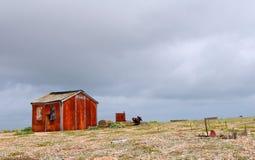 Rusty shack Stock Photography