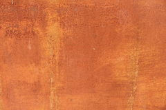 Rusty sheet of iron Royalty Free Stock Photos