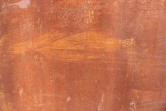 Rusty sheet of iron Royalty Free Stock Image