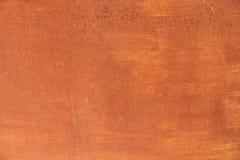 Rusty sheet of iron Stock Photos