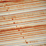 Rusty Sheet Metal Texture Stock Images