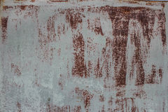 Rusty sheet steel background Stock Photography