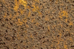 Rusty sheet Royalty Free Stock Photography