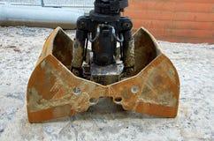 Rusty shovel Stock Photos