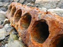 rusty silnika grupowego zdjęcie royalty free