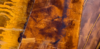3 Rusty Slabs of iron Royalty Free Stock Image