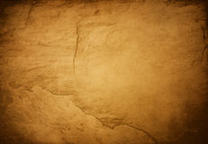 Grungy slate. Rusty, grungy, textured slate with contours and cracks Royalty Free Stock Photography