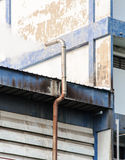 Rusty Smokestack Royalty Free Stock Image