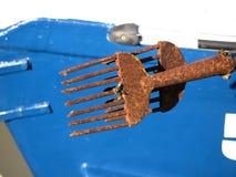 Rusty spear Royalty Free Stock Photo