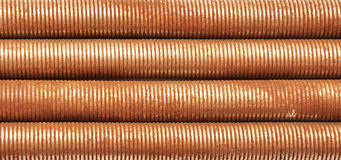 Rusty springs. Royalty Free Stock Photography
