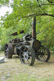 Rusty steam-engine Royalty Free Stock Photo