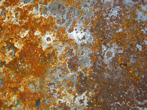 Rusty steel Stock Photos