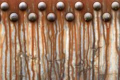 Rusty steel Stock Images