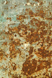 Rusty steel Stock Image