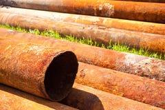 Rusty Steel Lizenzfreies Stockfoto
