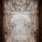 Rusty steel background Stock Image