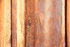 Rusty Steel Closeup Royalty Free Stock Photo
