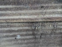 Rusty steel plats royalty free stock photo