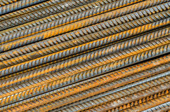 Free Rusty Steel Rods Royalty Free Stock Image - 41545446