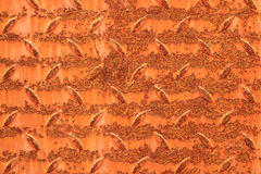 Rusty Steel Texture Background Royalty Free Stock Photo