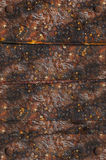 Rusty steel texture, rusted metal surfaces Royalty Free Stock Photos