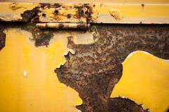 Rusty steel Royalty Free Stock Photo
