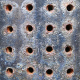 Rusty surface Stock Photography