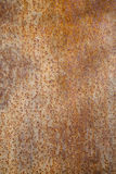 Rusty Surface Background. Rusty Stained Metal Surface Background Texture Royalty Free Stock Photography