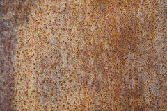 Rusty Surface Background. Rusty Stained Metal Surface Background Texture Royalty Free Stock Photos