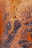 Rusty surface background Stock Photo