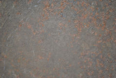 Rusty surface background Stock Image