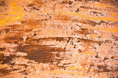 Rusty surface for background usage Stock Image
