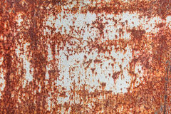 Rusty Surface Royalty Free Stock Photo