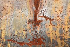 Rusty surface Royalty Free Stock Images
