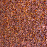 Rusty surface metal texture Royalty Free Stock Photography