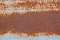 Free Rusty Surface Of Old Roof Metal Sheet Stock Photos - 195475543