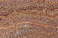Rusty Surface Waves Royalty Free Stock Image
