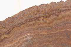 Rusty Surface Waves 08 Stock Image