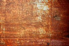 rusty tło Zdjęcie Stock